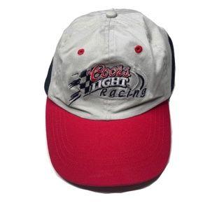 VTG Coors Light NASCAR Marlin 40 Hat